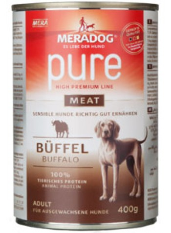 Meradog Meat Bufalo 6 Adet