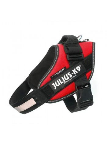 Julius K9 Idc-Göğüs Tasması Kırmızı