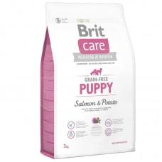 Brit Care Puppy Tahılsız Somon&Patates 3kg