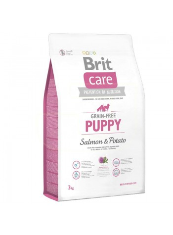 Brit Care Puppy Tahılsız Somon&Patates 3kg