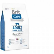 Brit Care Adult Large Breed Lamb&Rice 3kg