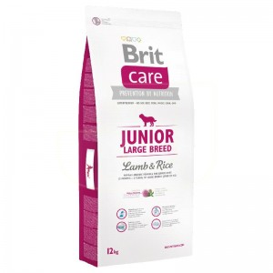 Brit Care Junior Kuzu&Pirinç 12KG
