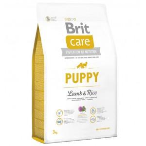 Brit Care Puppy Kuzu&Pirinç 3KG