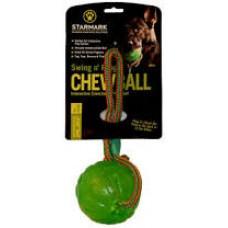 Starmark Swing & Fling Chew Ball