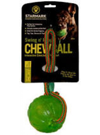 Starmark Swing & Fling Chew Ball
