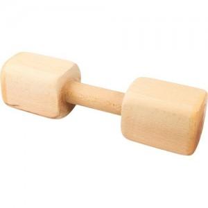 Julius K9  Hard Wood Dumbel 1Kg